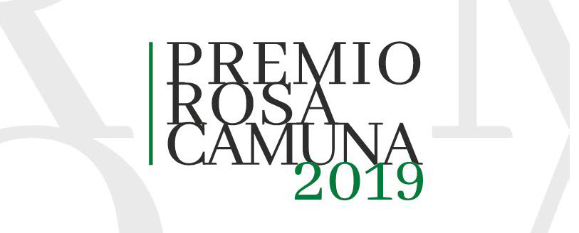 Premio Rosa Camuna 2019