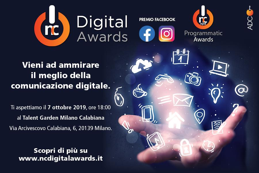 NC Digital Awards 2019