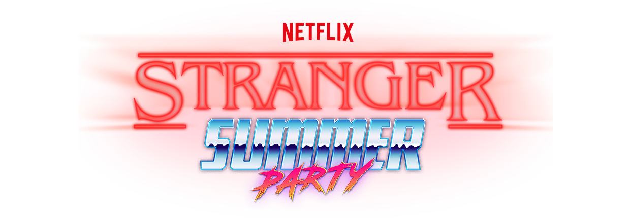 Stranger Summer Party