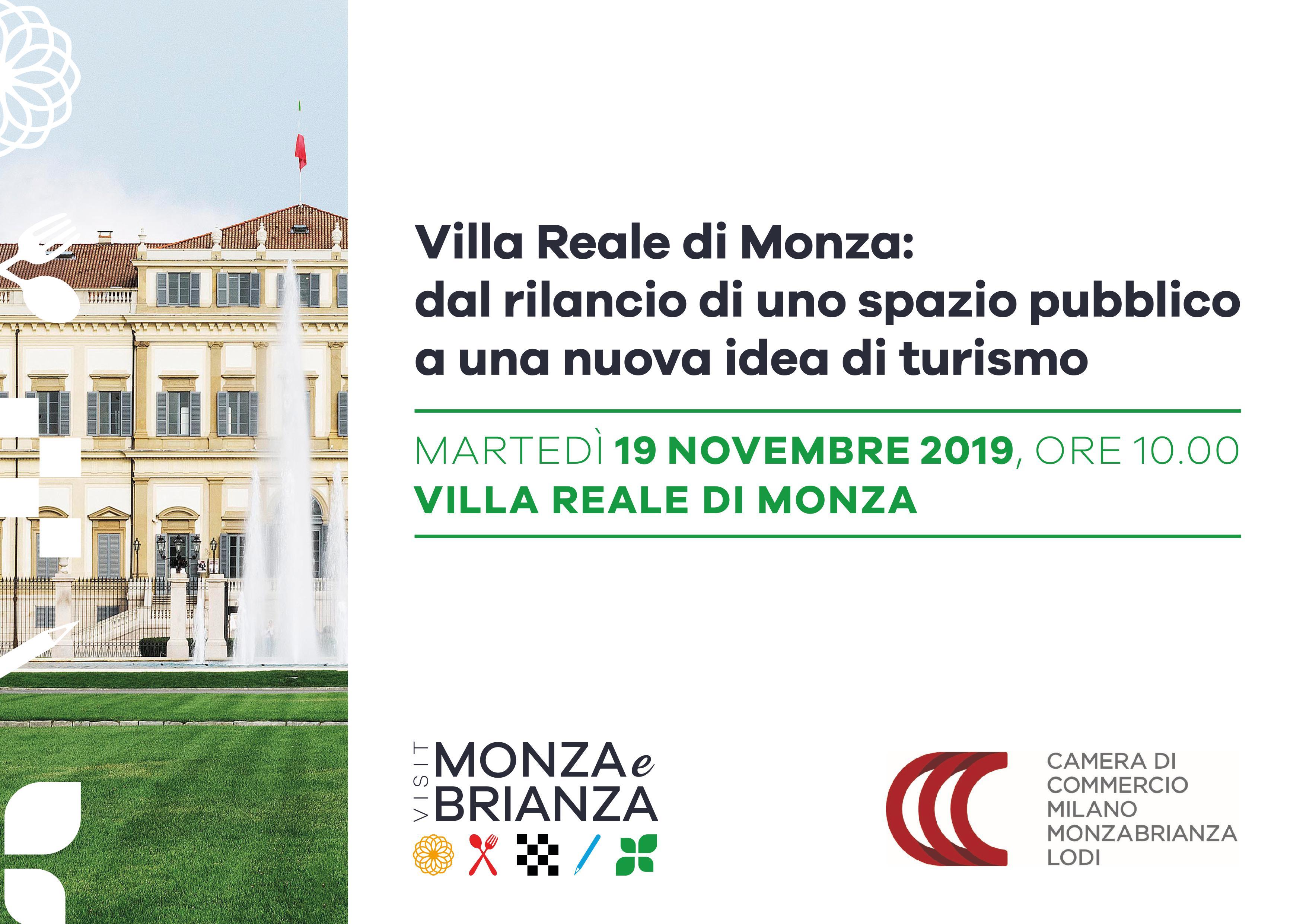 Villa Reale Monza - CamCom